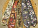Krawattenkollektion 3