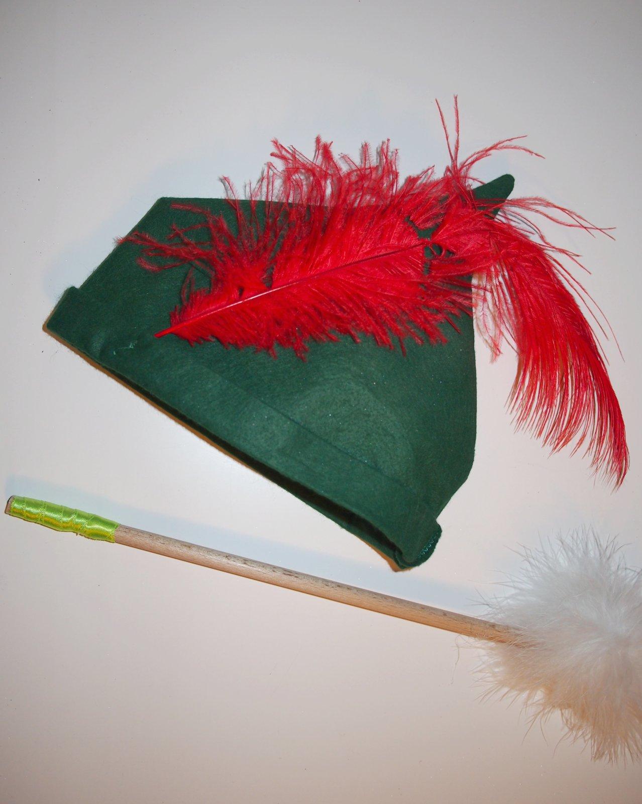 Der falsche Hut - Oder Tinkerbell mit einer Prise Peter Pan ...