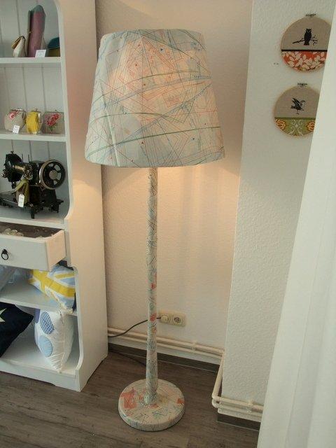 Schnitt-Bogen-Lampe