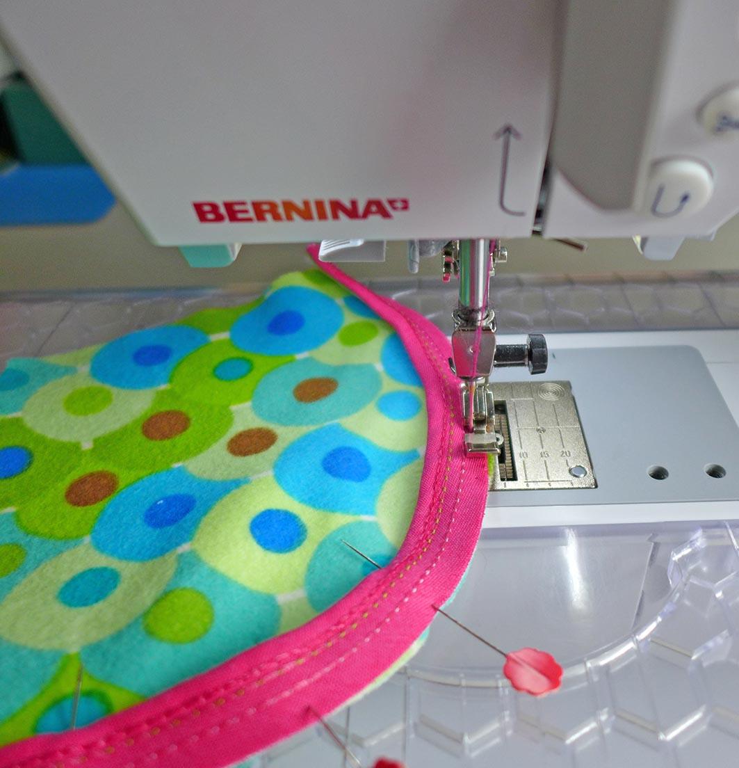 Pumphose » BERNINA Blog