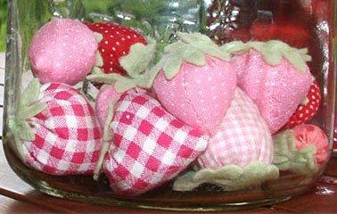 Eingeweckte erdbeeren bernina blog for Dekoration erdbeeren