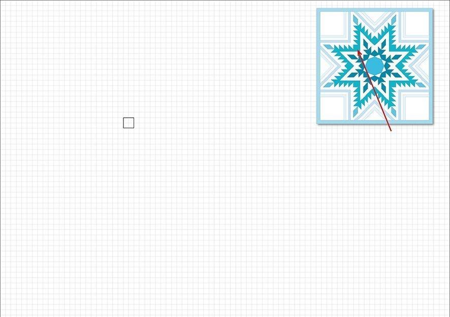 wie zeichne ich einen stern mit 5 zacken