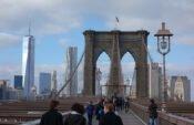 6 Spaziergang über die Brooklyn Bridge