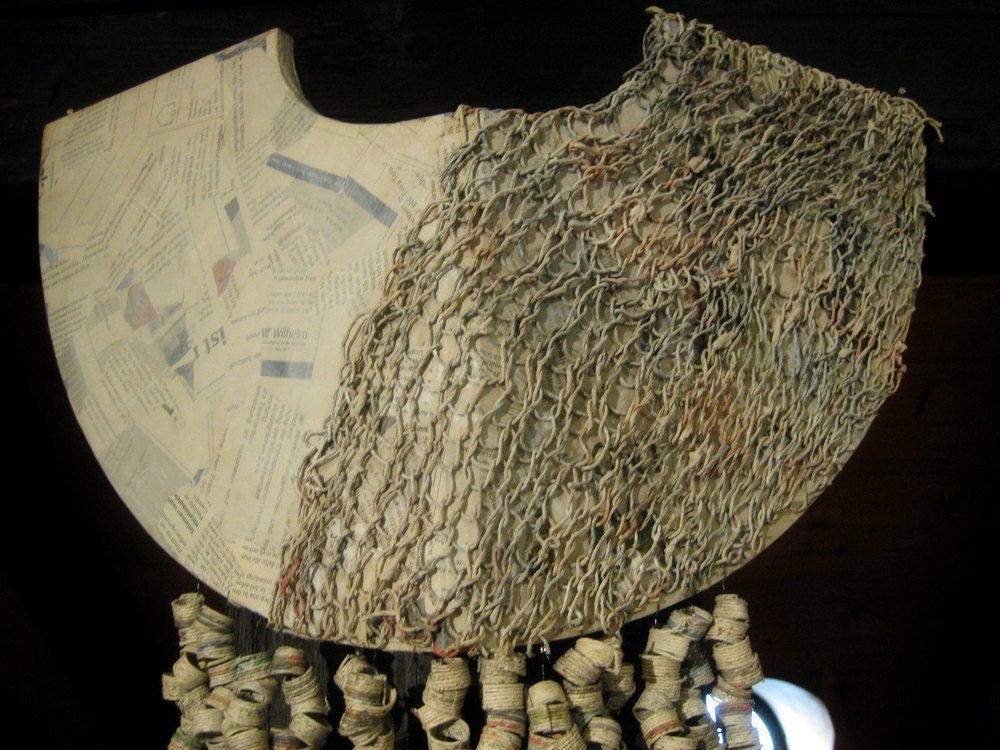 Orfea Mittelholzer: Sedona, Detail