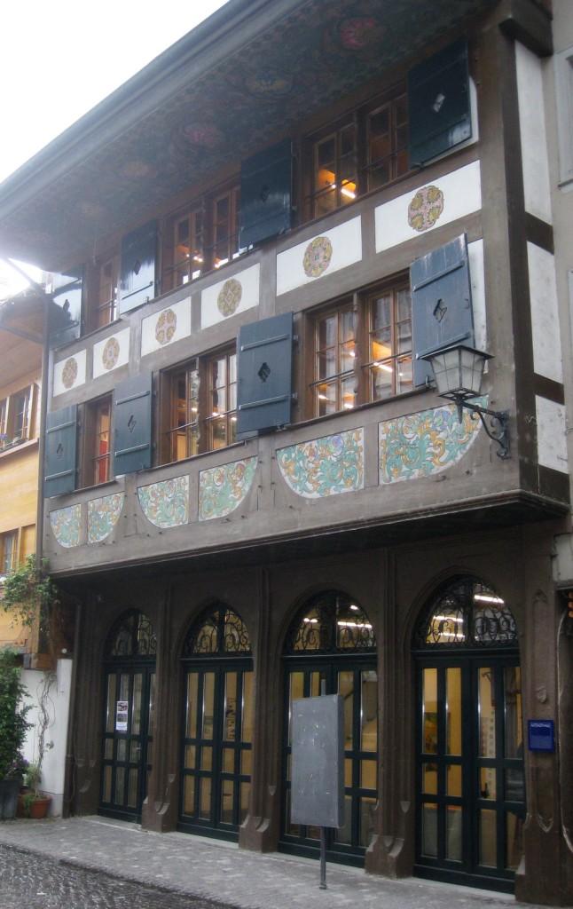 Altstadthalle in Zug (CH)