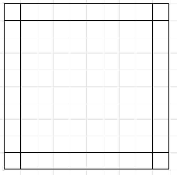 Entwurf Tischdecke