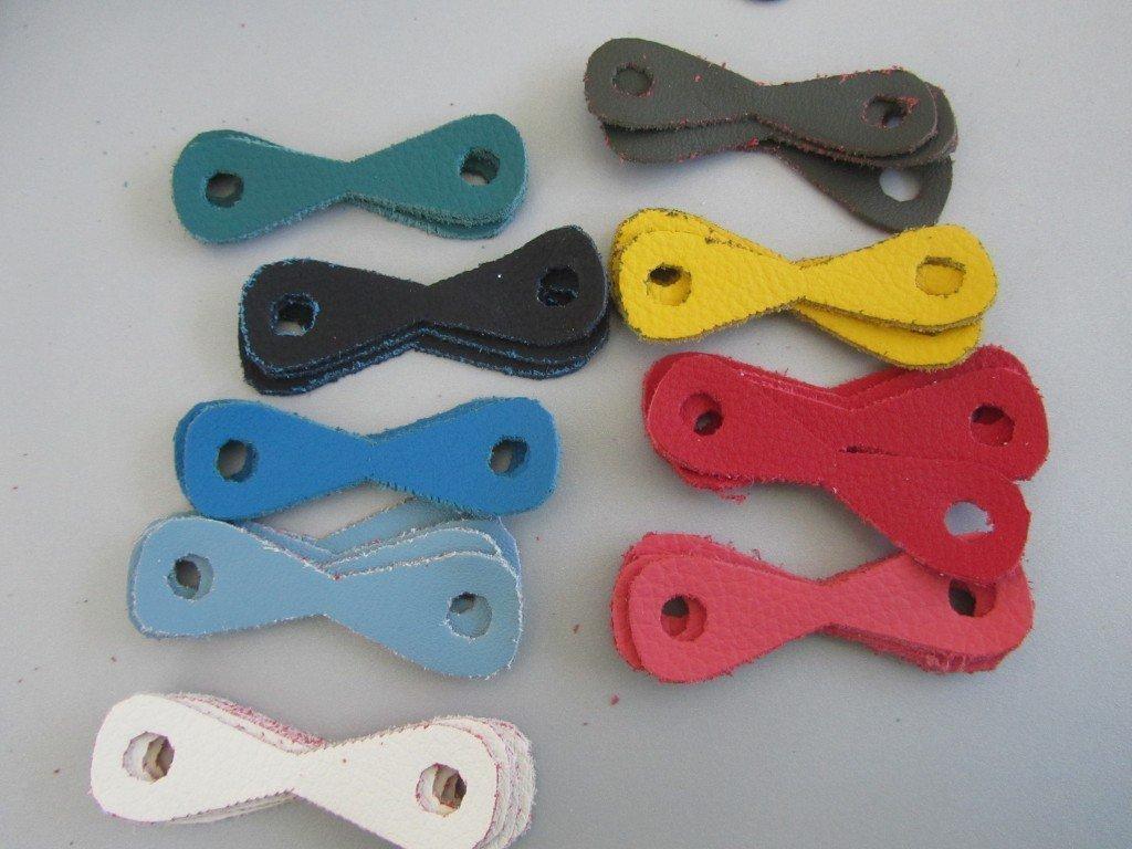 Nähanleitung Leder-Armband 10