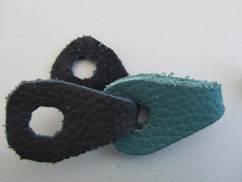 Nähanleitung Leder-Armband 11