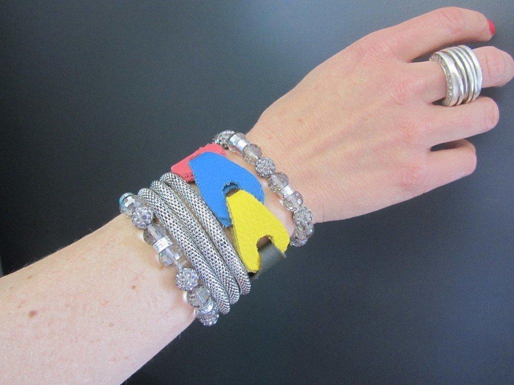 Nähanleitung Leder-Armband 18