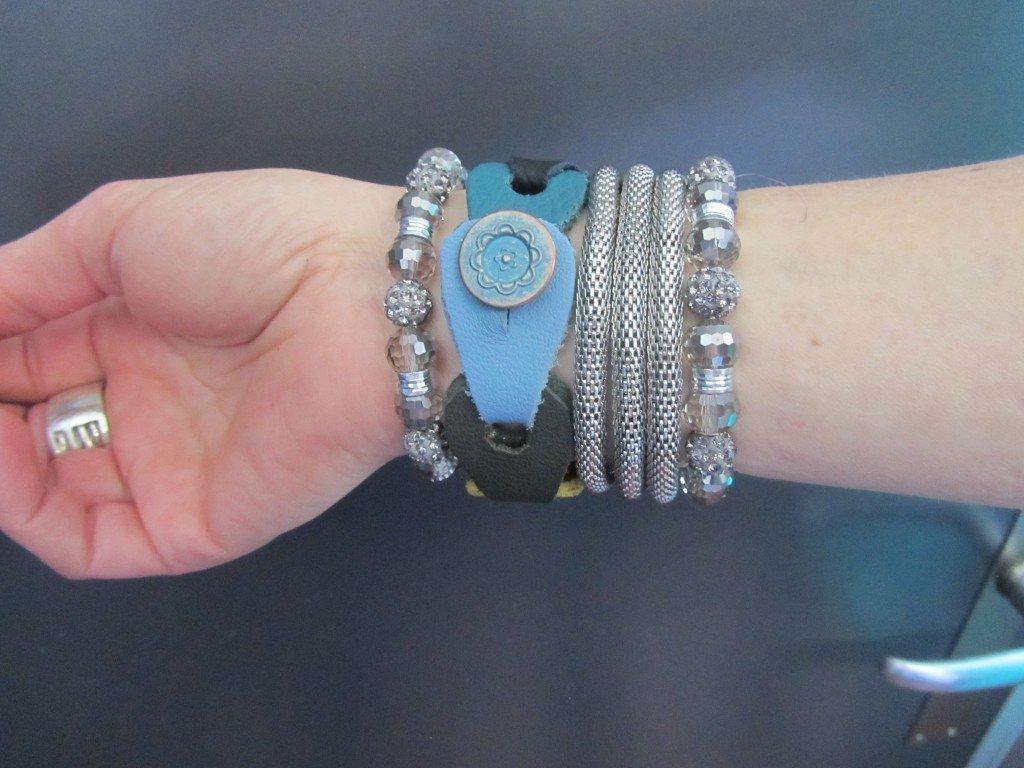 Nähanleitung Leder-Armband 20