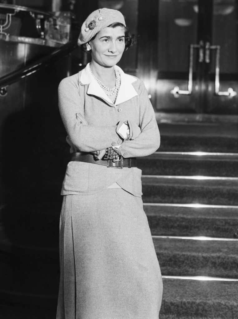 Chanel, 1931 © Corbis Images Bd.-Nr. BE024645