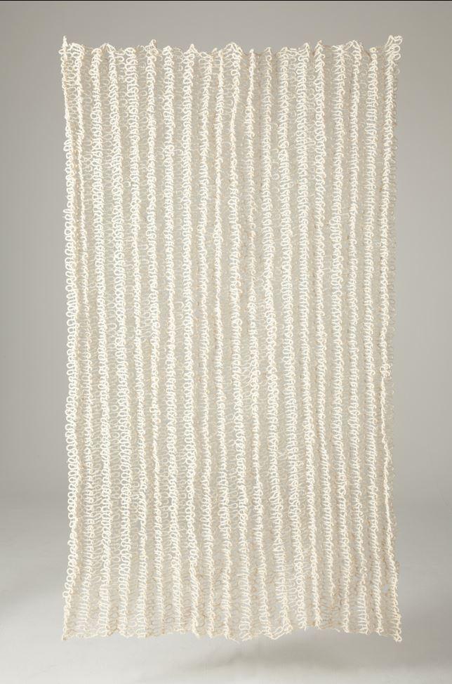 Mitsue Ito: Scene - Snow Light Foto: Deutsches Textilmuseum Krefeld © Erny Piret