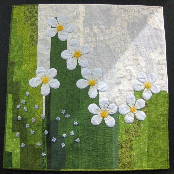 Anna Kralikova (CZ): Linen in Blossom