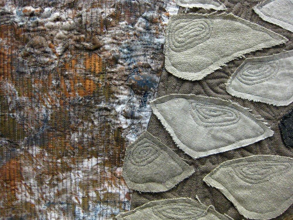Jana Sterbova (CZ): Palmeral, Detail