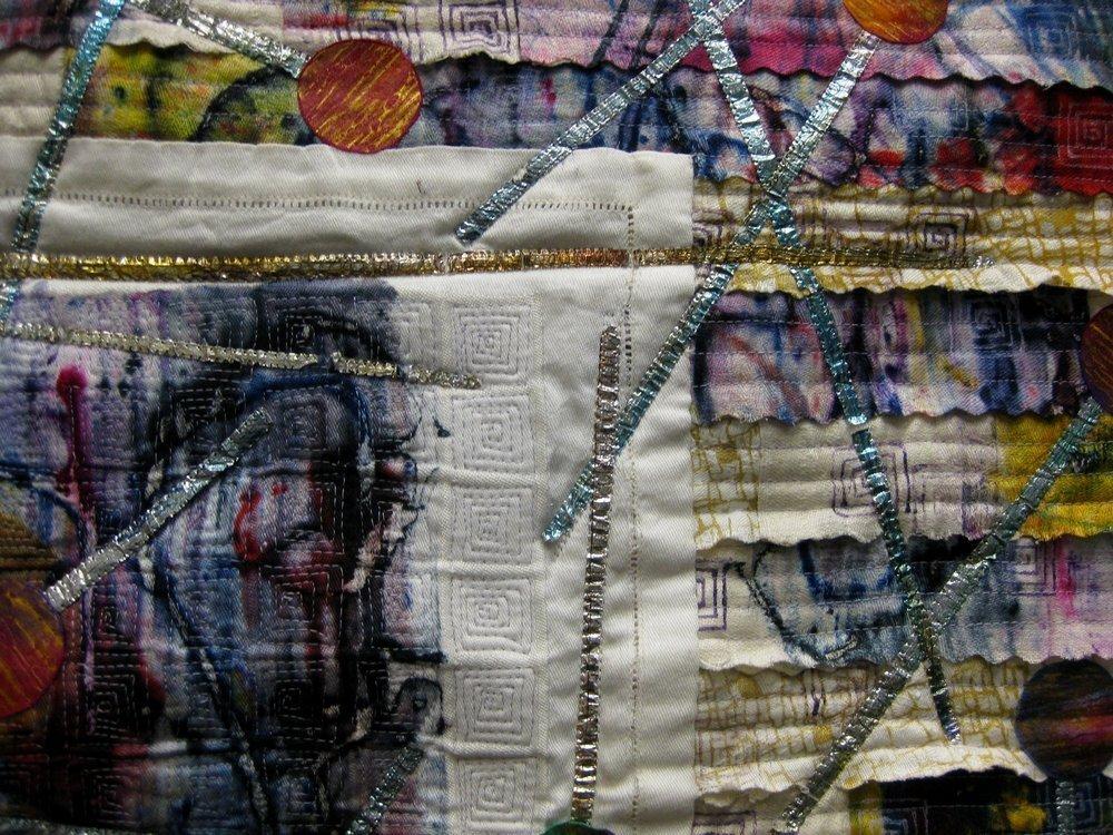 Jana Haklova (CZ): Strewn Pins, Detail