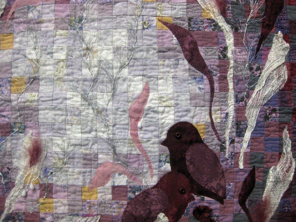 Marcela Listikova (CZ): Hoar Frost, Detail