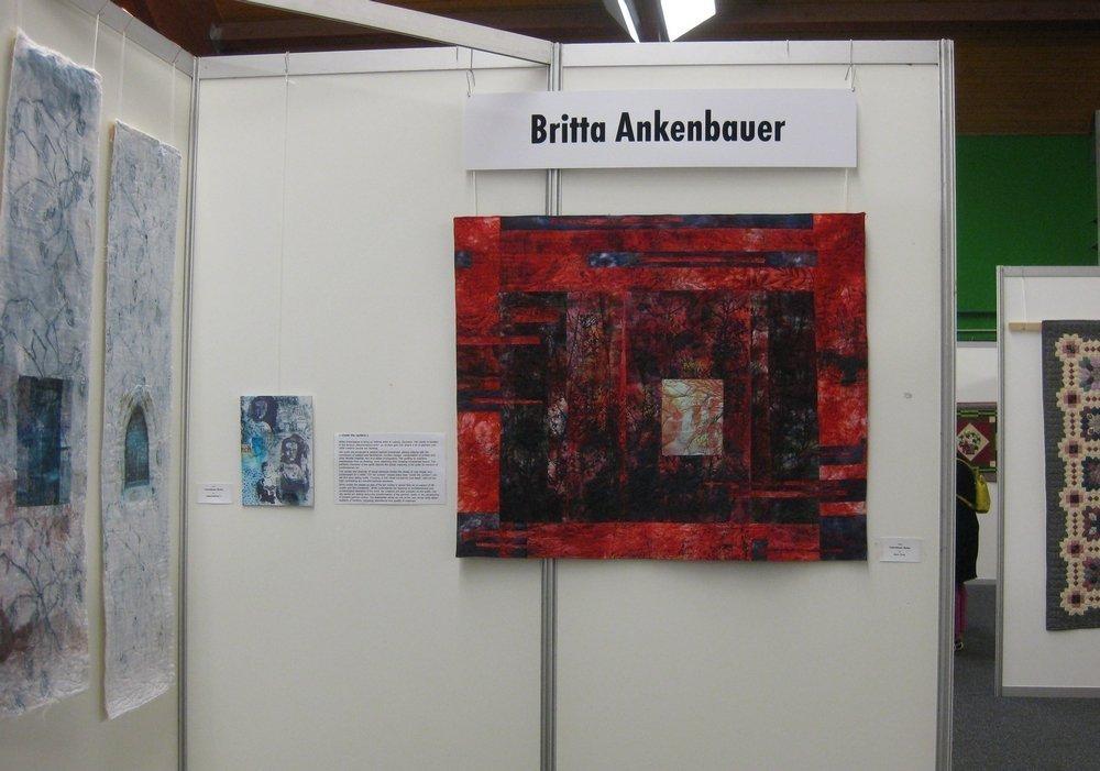Britta Ankenbauer (D): Roter Wald