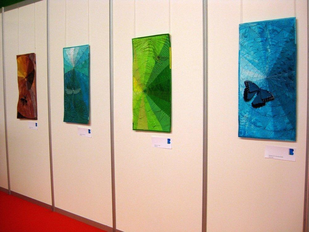 Personalausstellung von Barbara Lange (D)