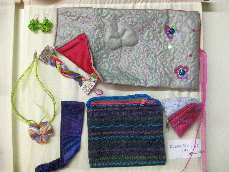 Arbeiten von Zuzana Dudikova, 10 Jahre