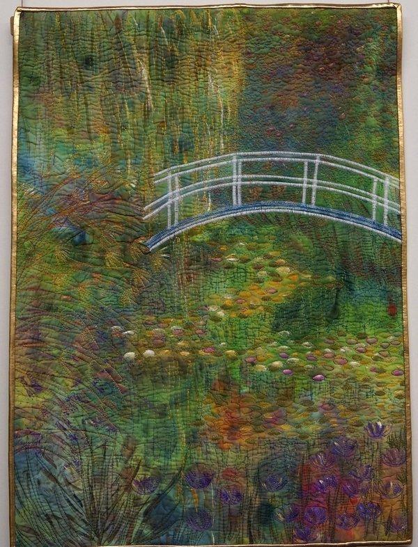 Jana Haklova (CZ): Visit to Monet