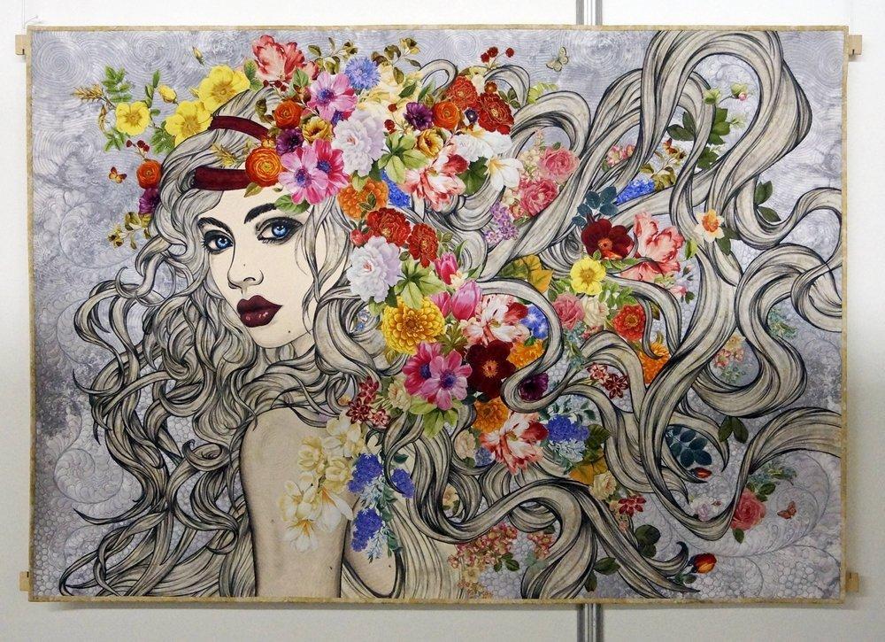 Joanna Wilzynska (D): I'm a Wildflower, 4. Preis