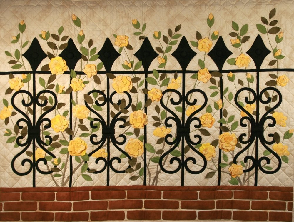 Dobrussky Patchwork (CZ): Fence Foto: 8th PPM CD
