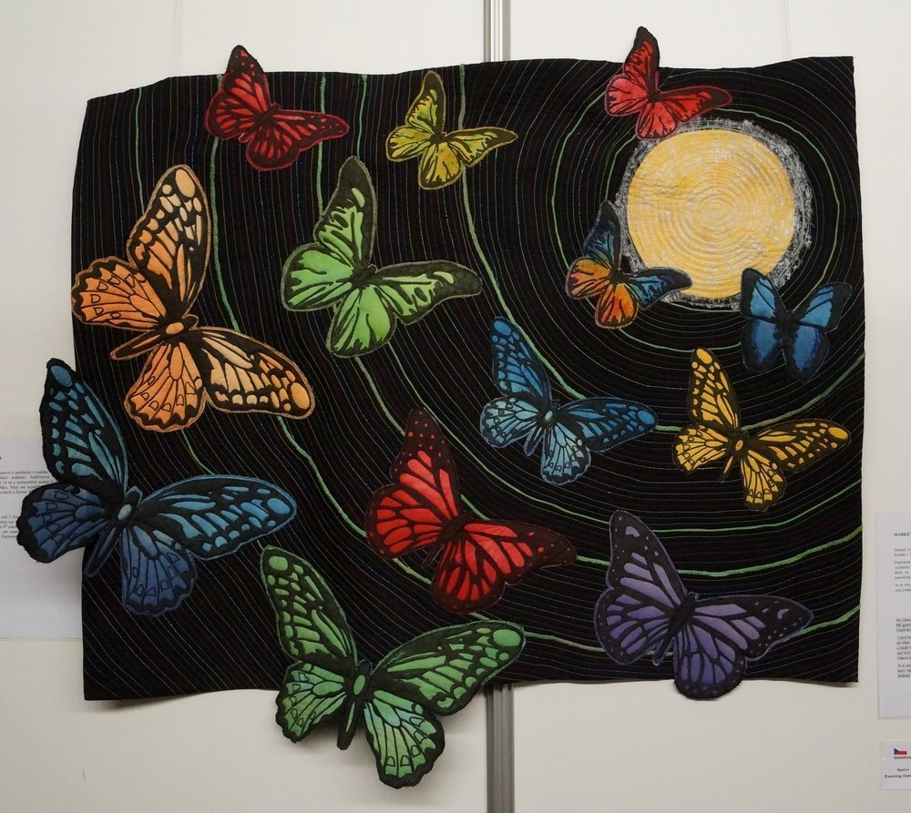 Marketa Geistova (CZ): Evening Dance of Butterflies