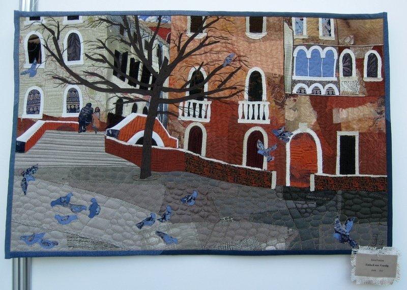 Irina Fomina (UA): Einfach nur Venedig, 50 x 80 cm
