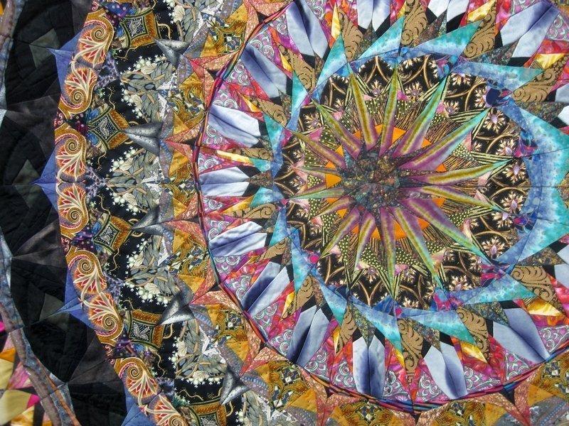 Paula Nadelstern (USA): Kaleidoscopic XVIII: Chai, Detail