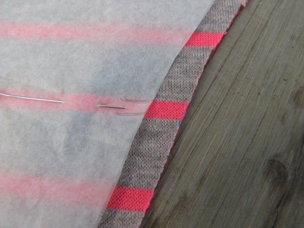 Markierung Blusen-Shirt
