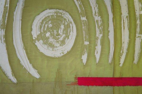 Evi Kirchmair-Krismer: Focus Zeit, Detail