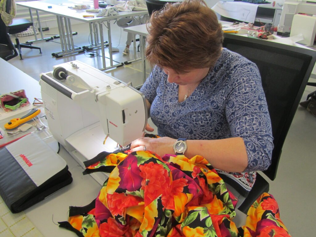 Workshop Sommerkleid 14