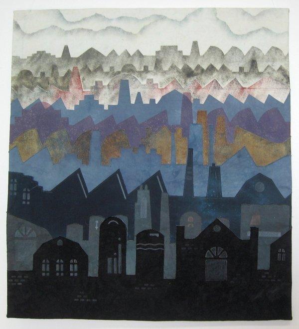 Susanne Kontarsky-Blass: Industrielandschaft