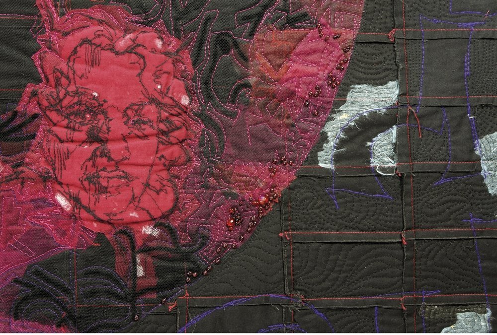 Gabi Mett (D): Macht euch die Erde untertan, Detail Ftot: Dr. Wolfgang Heinz