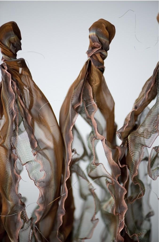 Ursula Gerber Senger: Slow down 2010, Detail, Foto: