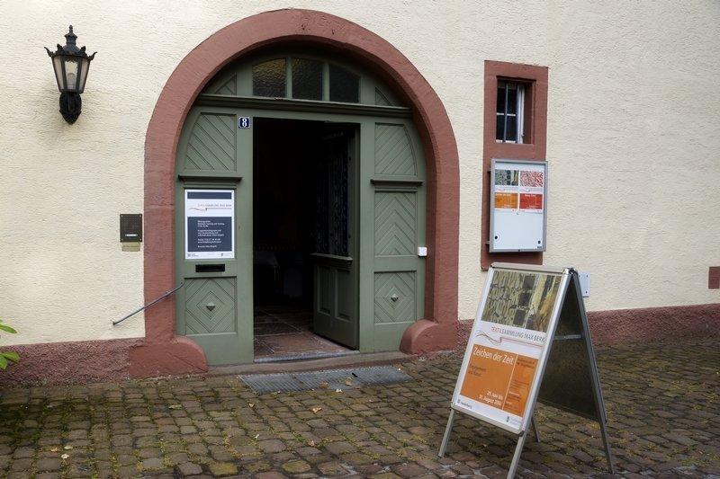 Textilsammlung Max Berk, Heidelberg-Ziegelhausen Foto: Dr. Wolfgang Heinz
