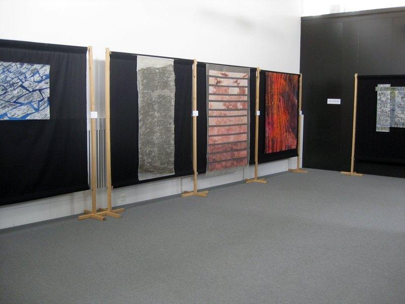 Blick in die Ausstellung 'Insider Gallery'
