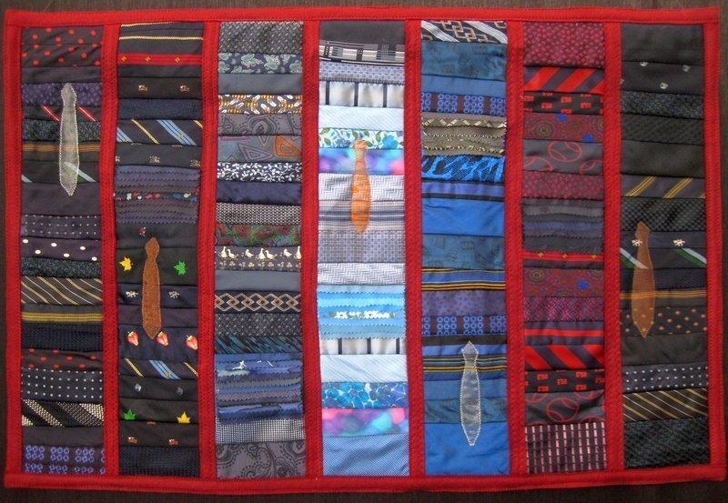 Erna Schlienger (CH): Man(n) trägt Krawatte