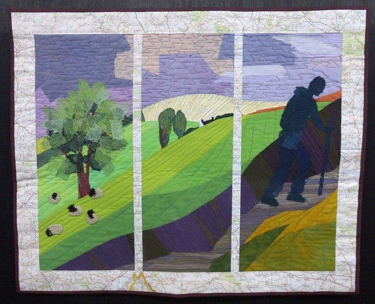 Verena Lenzlinger (CH): Walking in Wales