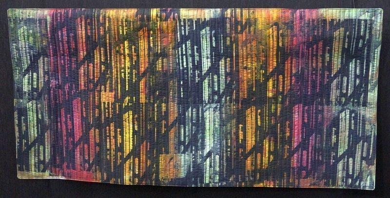 Heidi Hunninghaus (CH): Reflections on coloured glass