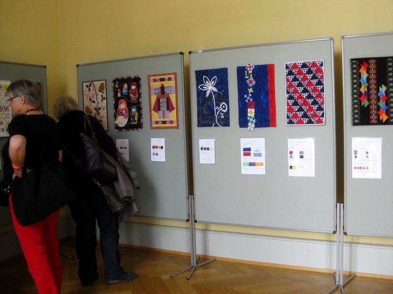 Blick in die Ausstellung 'Let's celebrate together'