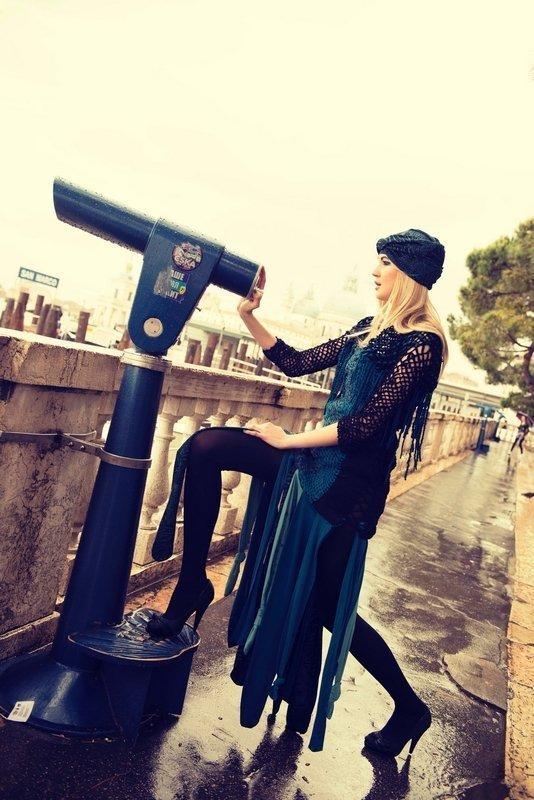 Design: Julia Siemons Foto: Nina Ratuschny / tim Model: Bianca Schmid