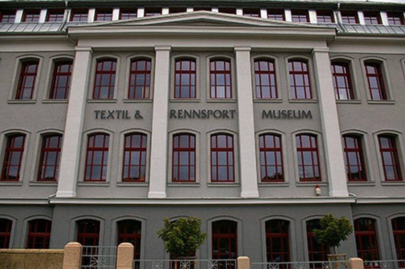 Textil- und Rennsport Museum Hohenstein-Ernstthal Foto: TRM