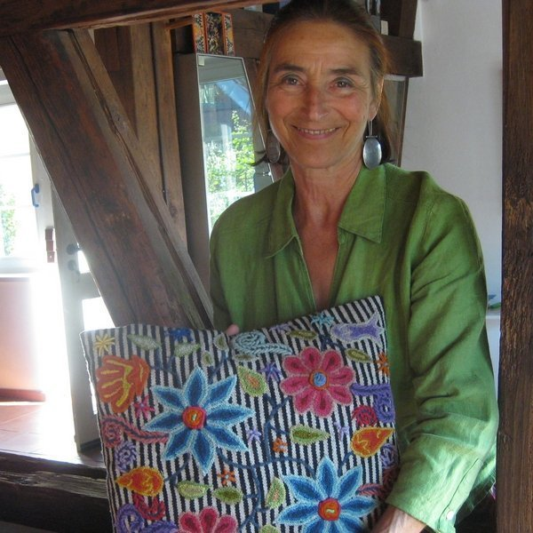 Ursula Rauch Foto: Gudrun Heinz