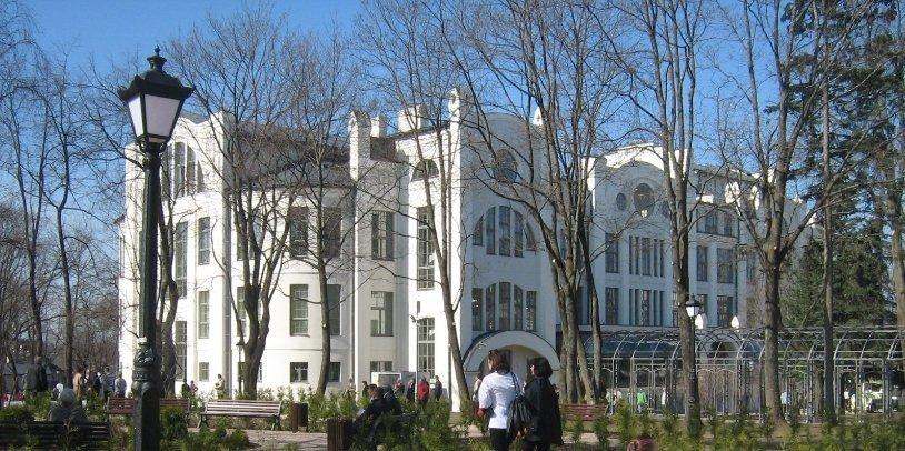 Cultural Palace Ziemelblazma, Riga / Lettland Foto: Aina Muze