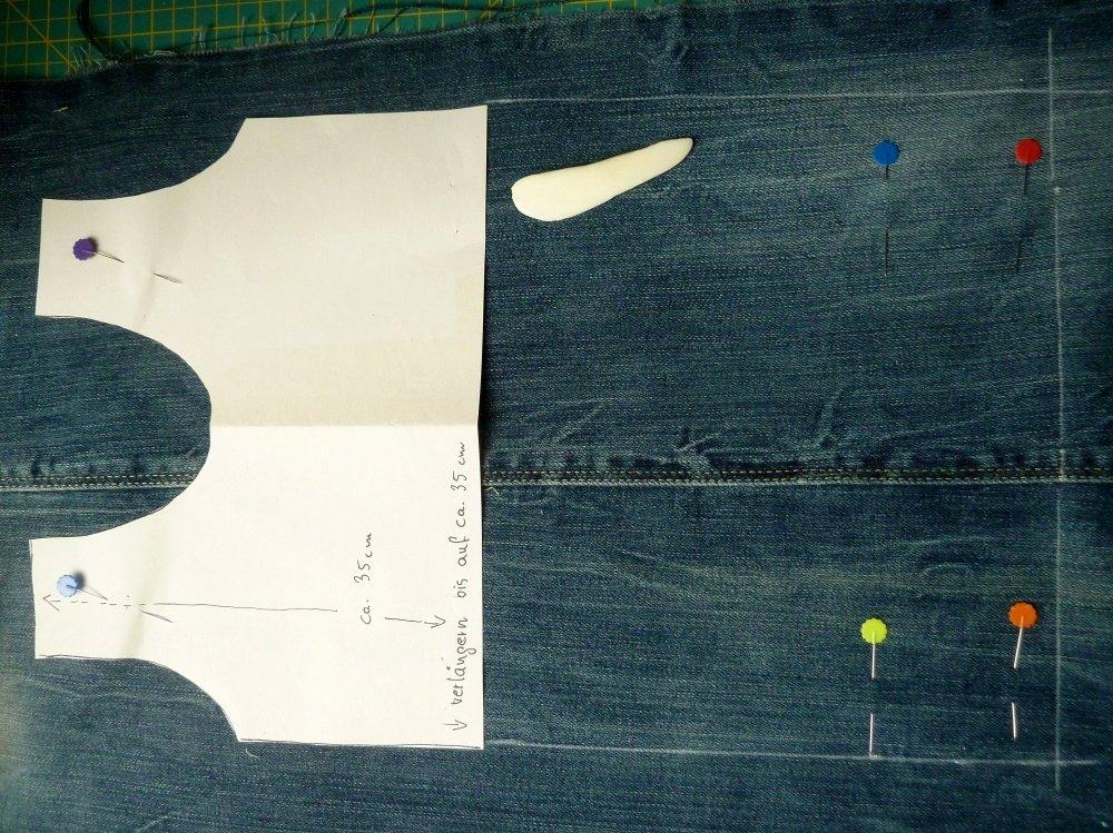 Japanische Knotentasche: Nähanleitung und Schnittmuster