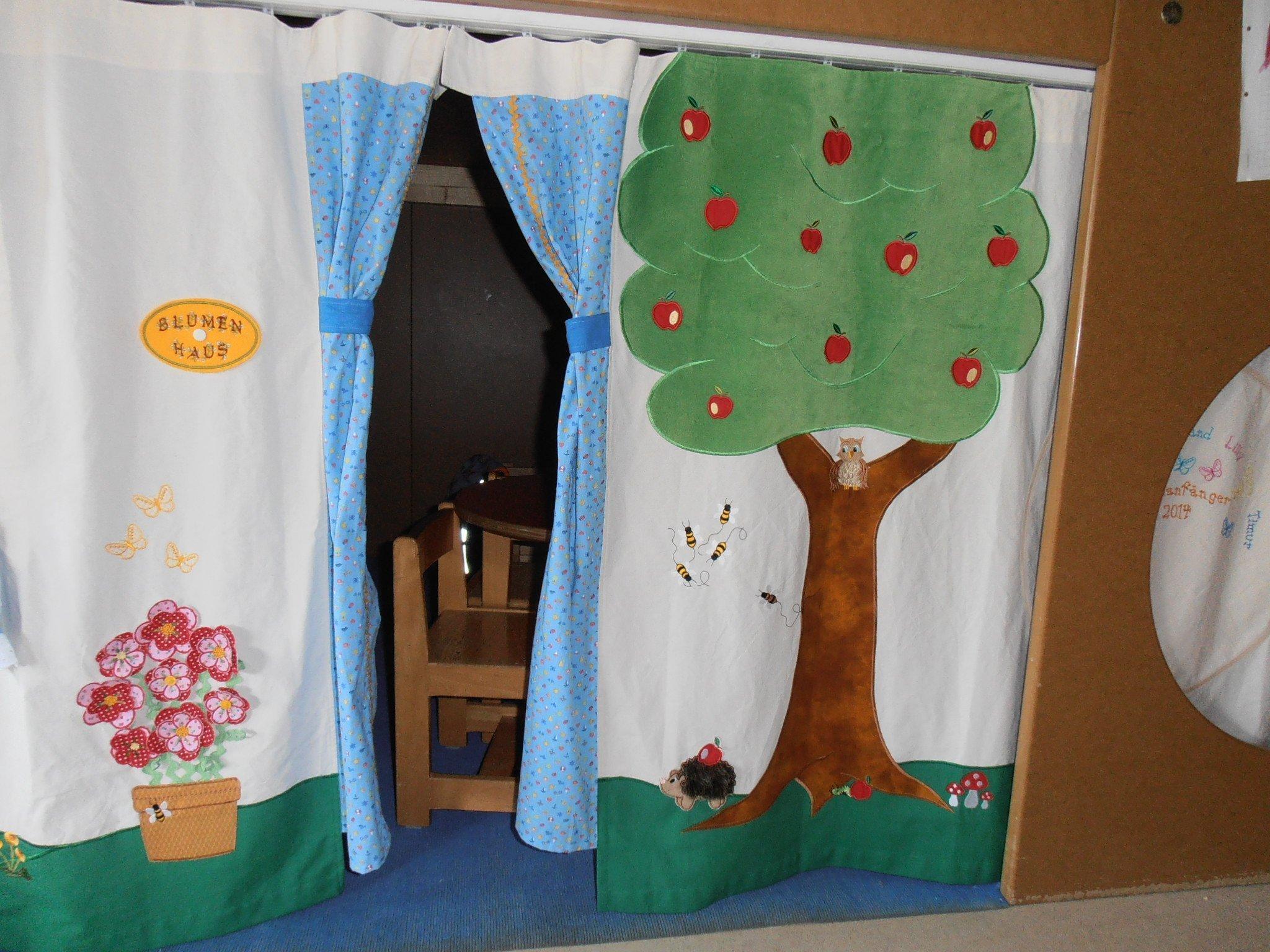 h uschen f r den kindergarten bernina blog. Black Bedroom Furniture Sets. Home Design Ideas