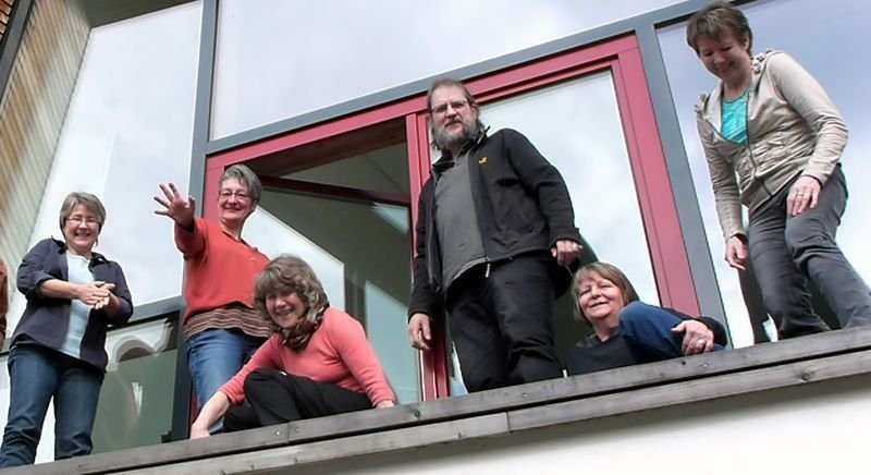 Gruppe 'TexARTists Foto: TexARTists