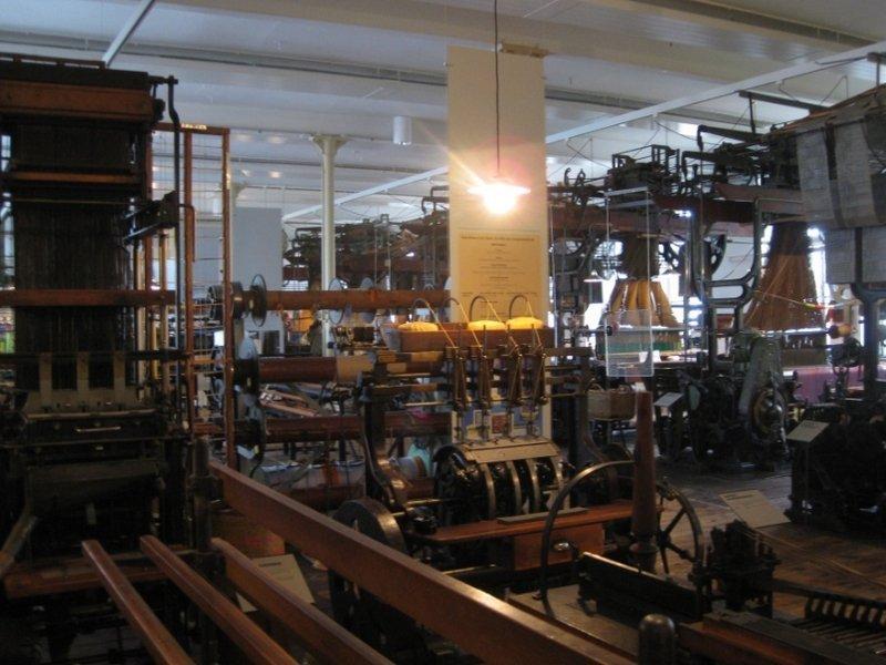 Textil- und Rennsport Museum Fot: Gudrun Heinz