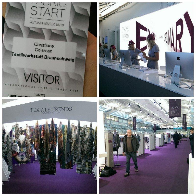 München Fabric Start 2014